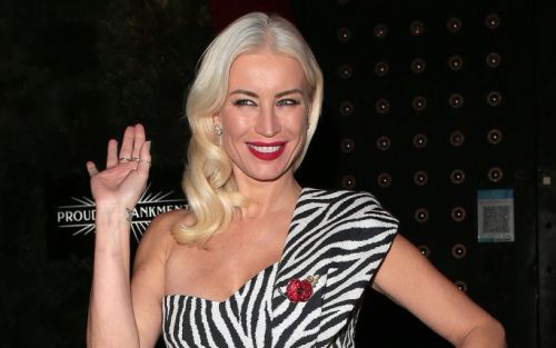 Denise Van Outen 'never felt uncomfortable' doing lads' mags shoots in the 90s: 'I enjoyed it all'