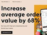 Under-fire Klarna launches campaign telling shoppers to spend less