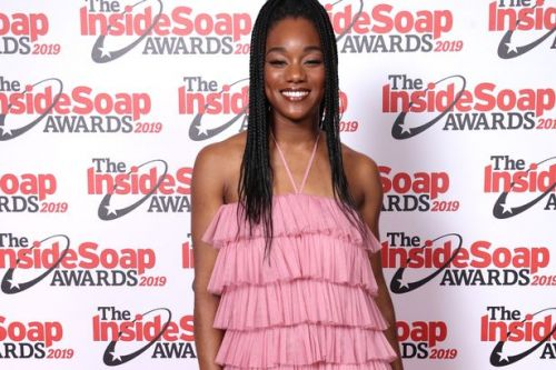 Hollyoaks launches investigation after Rachel Adedeji accuses show of racism