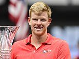 Kyle Edmund's resurgence continues after British No 3 beats Andreas Seppi to win New York Open final