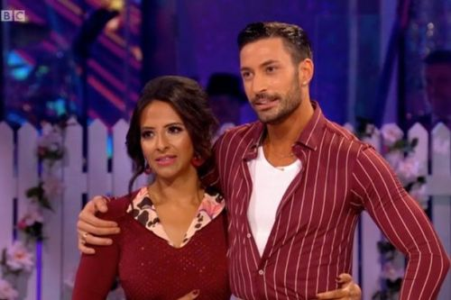 Strictly's Ranvir and Giovanni fuel 'romance rumours' with intimate dance