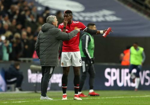 Jose Mourinho to strip Paul Pogba of Manchester United captaincy