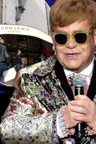 John Lewis advert 'leaked': Christmas 2018 ad details 'revealed' as Oxford Street store appears to let slip Elton John IS involved