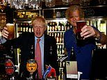Wetherspoon boss vows to slash beer prices if Britain leaves the EU by the end of October