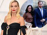 Margot Robbie backs Megxit and invites Meghan and Harry to dinner in Los Angeles