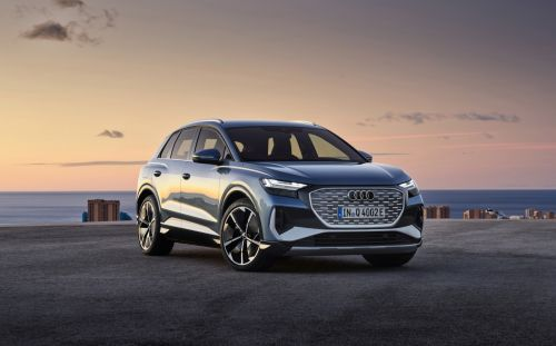 Audi Q4 e-tron is upmarket electric car alternative to VW ID.4