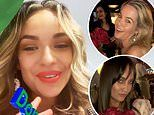The Bachelor's Abbie Chatfield, Helena Sauzier and Emma Roche have a girls night out