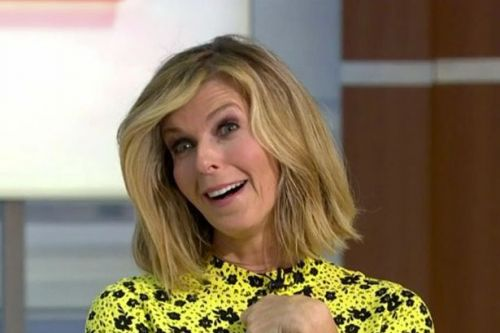 Kate Garraway makes emotional GMB return as hubby Derek continues fight for life