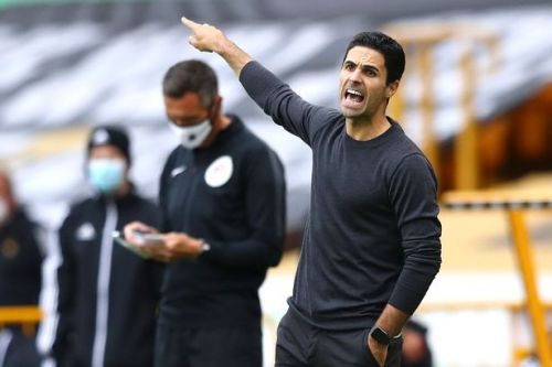 Mikel Arteta delivers ambitious Champions League challenge to Arsenal stars