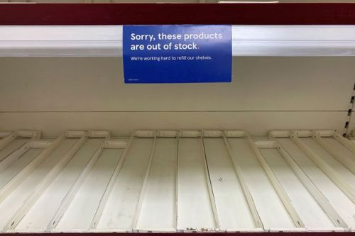Food and drink products you may struggle to find due to CO2 shortages