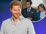 The Crown 'bosses are struggling to find a boy to play a young Prince Harry'