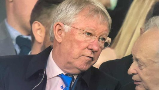 Photos: Sir Alex Ferguson reacts to Man United's 5-0 loss to Liverpool FC