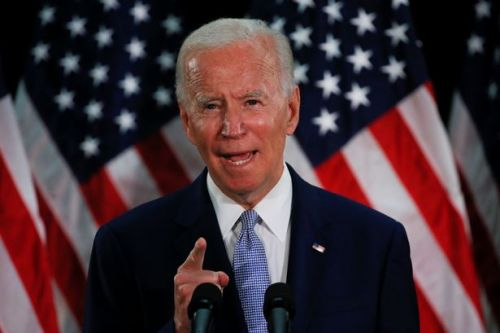 Joe Biden officially set to take on Donald Trump in US presidential race