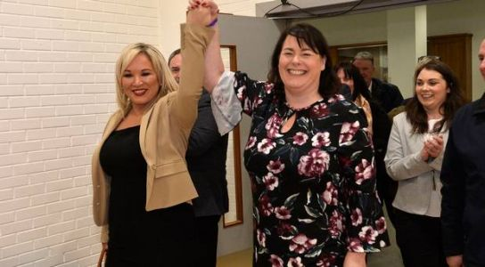 Fermanagh & South Tyrone: Michelle Gildernew wins by a whisker