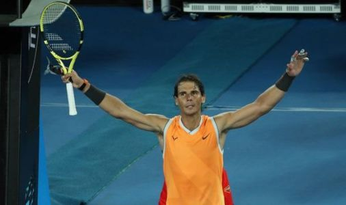 Rafael Nadal through to Australian Open final with Stefanos Tsitsipas victory
