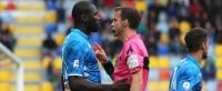 Serie A Week 32 referees
