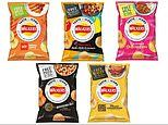 Walkers release set of crisps inspired by UK's restaurants including Nandos and Pizza Express