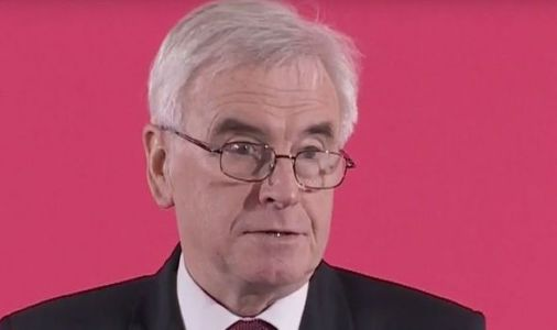 'There goes your pension!' McDonnell vows to 'rewrite' rules of economy with shocking move