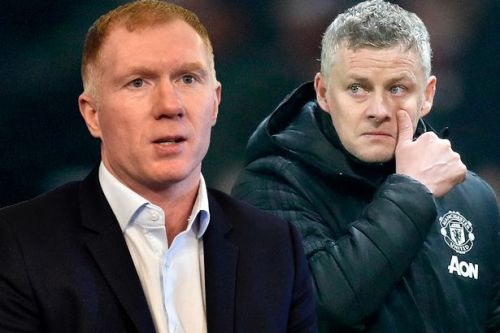 Solskjaer has no time for Paul Scholes' comment about Marcus Rashford