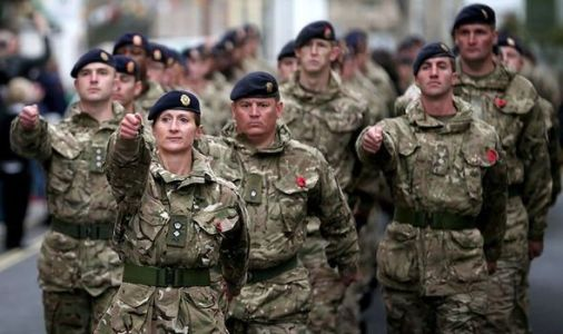 Military veterans will benefit from new healthcare fund to be announced in Budget