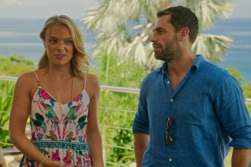 Exclusive -Death in Paradise introduces guest stars Kelvin Fletcher, Jason Manford and Laura Aikman in first-look teaser