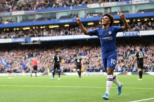 'My heartfelt thanks' - Willian confirms Chelsea departure as Arsenal switch inches closer