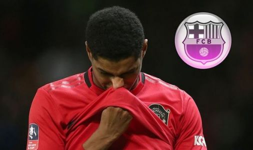 Man Utd star Marcus Rashford approved Barcelona transfer - before getting worried