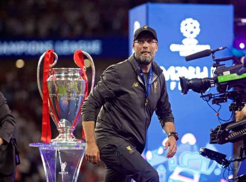 We're contenders this year, not last year's winners - Klopp on Champions League