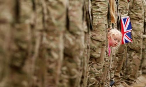 Children of British military personnel to get free childcare