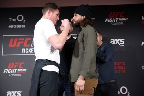 UFC London 2020: Date, ticket information and fight card
