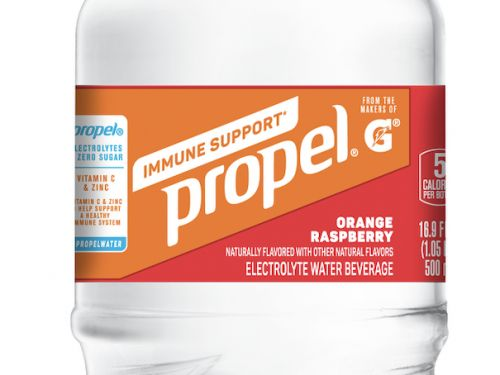 Inside PepsiCo's Propel water pivot as consumers embraced at-home fitness and immune-boosting products during the pandemic