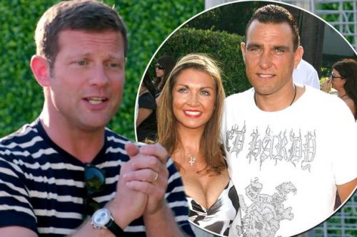 Dermot O'Leary announces Vinnie Jones pulled out of Celebrity X Factor after tragic death of wife