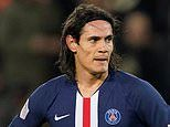 Paul Scholes slams 'very strange' Man United deadline day signing Edinson Cavani