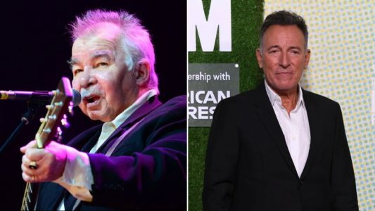 Bruce Springsteen leads celebrity tributes as country legend John Prine dies from coronavirus