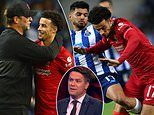 Michael Owen says it's time for Curtis Jones to 'have a long run' in the Liverpool team