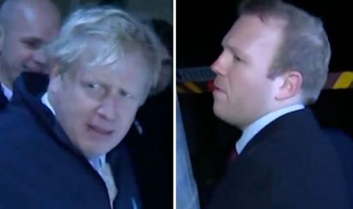Boris Johnson VIDEO: Prime Minister hides in a FRIDGE after aide swears live on ITV GMB