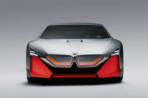 BMW Vision M Next: hybrid concept may preview a new M1 supercar