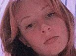 Pictured: Girl, 14, who was hit and killed by her school bus just after finishing classes