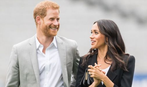 Chic Prince Harry and Meghan Markle show us how to weather the heat during first official visit to Dublin as married couple