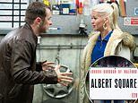 EastEnders 'will go off air in TWO WEEKS as cast and crew have still not returned to filming'