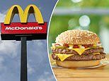 McDonald's launch SIX new menu items including Spicy Quarter Pounder