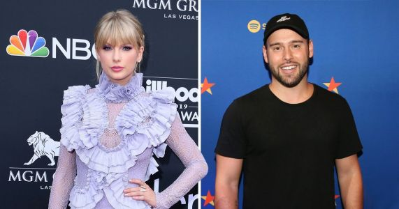 Scooter Braun congratulates Taylor Swift for 'brilliant album' Lover but fans aren't having it