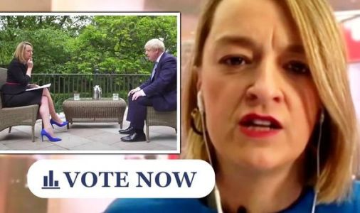 BBC POLL: Who should replace Laura Kuenssberg as political editor?