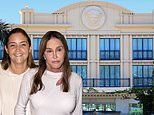 I'm A Celebrity: Inside Palazzo Versace hotel where campmates relax before and after filming