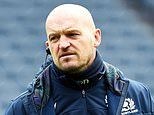 Scotland coach Gregor Townsend takes 25 per cent pay cut