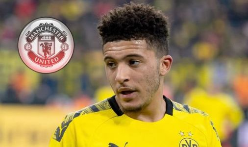 Man Utd's huge wage offer to Jadon Sancho emerges ahead of Borussia Dortmund transfer