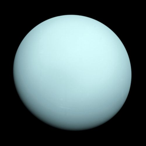 Evidence of Uranus' leaking atmosphere found hidden in Voyager 2 observations