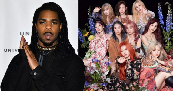 TWICE More & More producer MNEK on making the track in quarantine and how the members 'nailed' it - as expected