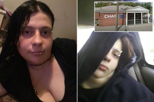 Woman jailed for having sex with dog faces prison again for bank robbery