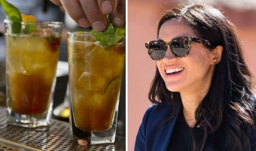 Meghan Markle's perfect take on Pimm's cocktail revealed in bubbly blog post